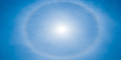 light halo vision